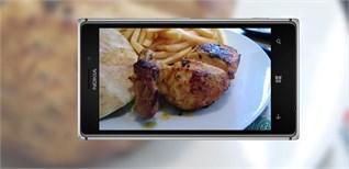 Nokia Lumia 925 khoe khả năng chụp ảnh trong mọi điều kiện