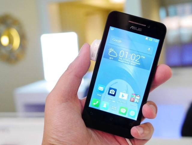 Giao diện Zen UI bóng bẩy trên nền Android 4.3
