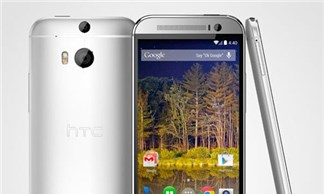 HTC One M8 cũng có phiên bản Google Edition, giá bán 699$