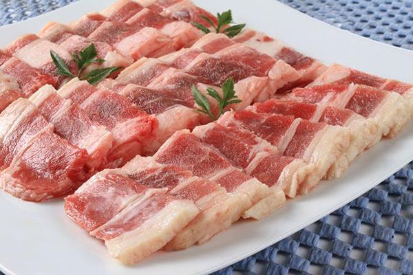 Thịt sau khi rã đông có thể chế biến như bình thường