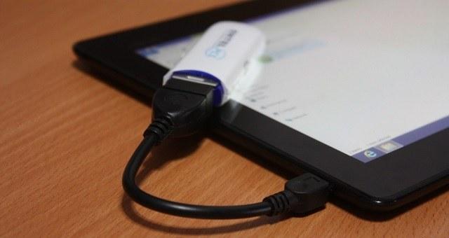 Kết nối USB 3G để online ở bất cứ đâu