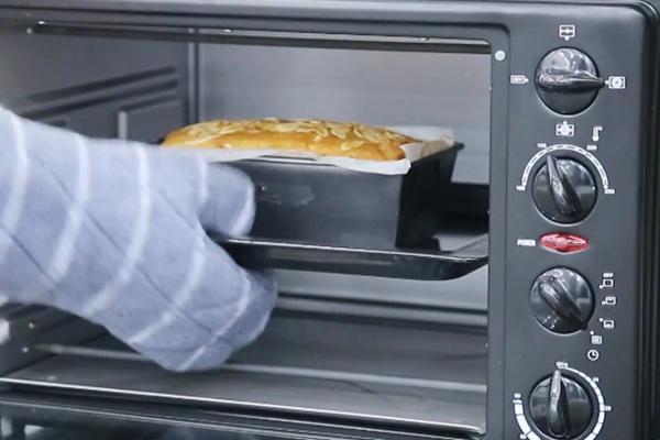 Cách làm bánh bông lan bơ nho bằng lò nướng