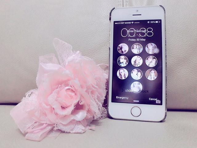 Trào lưu chế ảnh màn hình khóa iPhone, iPad đang gây 'sốt' 5