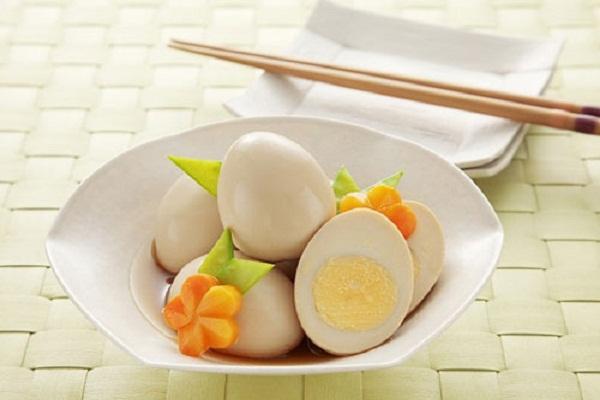 Trứng rất có lợi cho cơ bắp