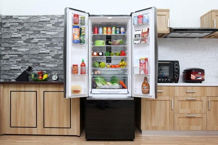 Tủ lạnh Hitachi R-WB475PGV2