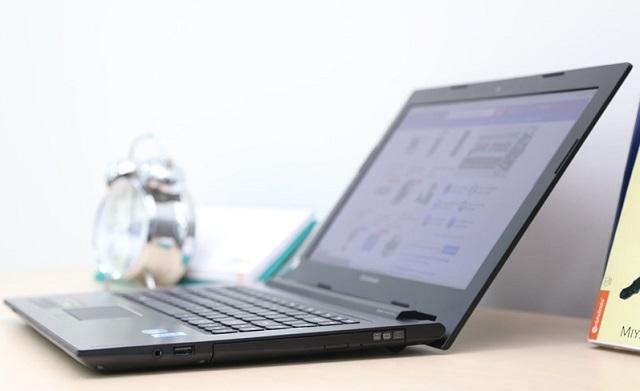 Thiết kế đẹp của Lenovo S410P
