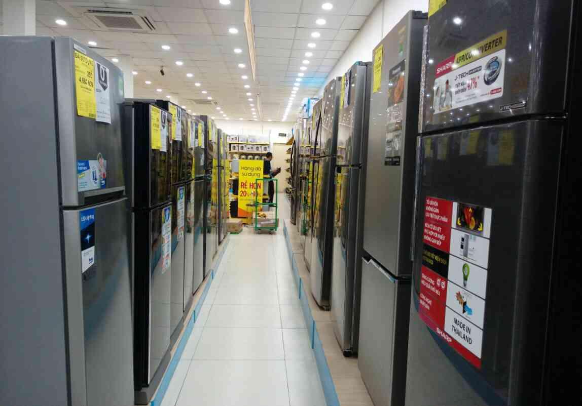 Kinh nghiệm chọn mua tủ lạnh cũ, tủ lạnh đổi trả