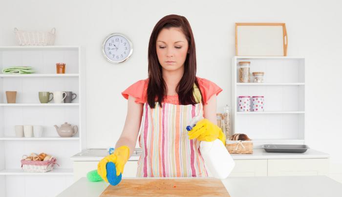 Phải luôn sử dụng găng tay để bảo vệ da tay