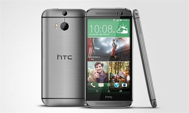 Siêu phẩm vỏ nhôm HTC One M8 bất ngờ giảm giá cực sốc