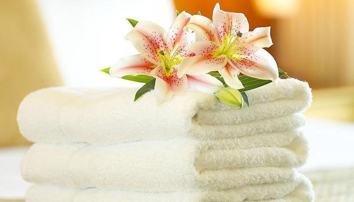 Khăn ướt thấm giấm giúp khử mùi hiệu quả