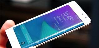 Samsung Galaxy Note Edge có giá bán trên trời