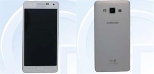 SM-A500 - Smartphone khung kim loại siêu mỏng của Samsung lộ diện