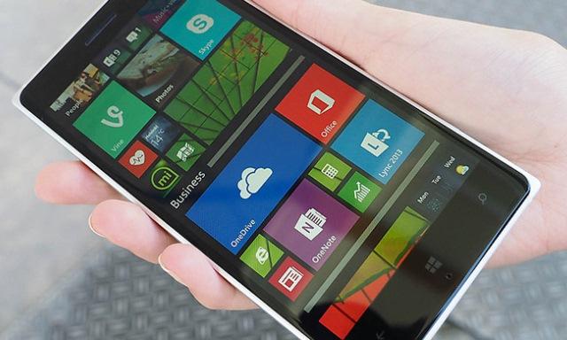 Trên tay Lumia 830 - thiết kế đẹp, chụp hình ổn và giá phải chăng