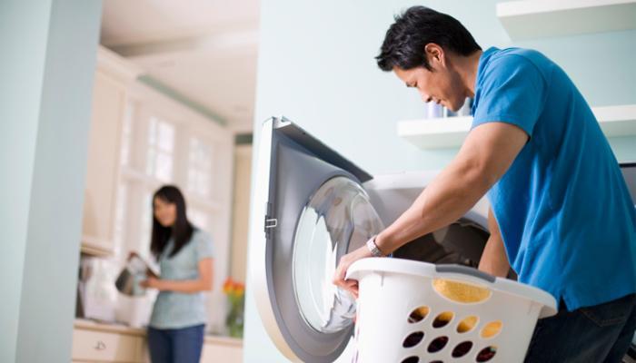 Công việc giặt giũ nhẹ nhàng ai cũng làm được