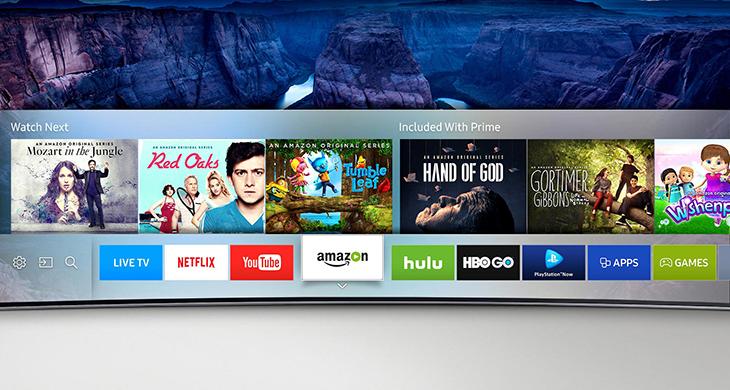 Smart tivi sẽ có giao diện thông minh