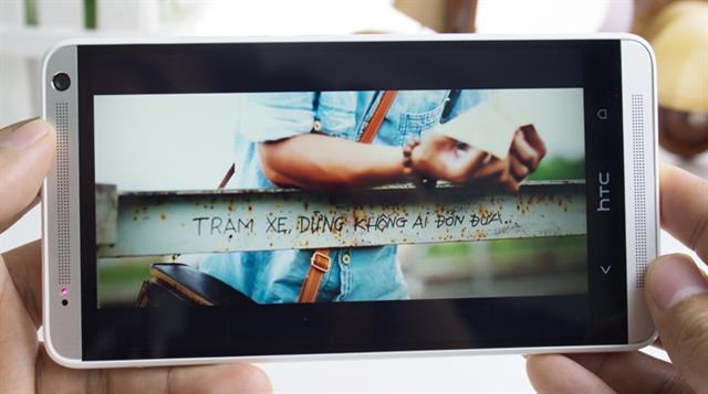 HTC One Max và One M7 Dual SIM được thegioididong phân phối với giá bán tham khảo lần lượt: 8.990.000 đồng và 8.590.000 đồng