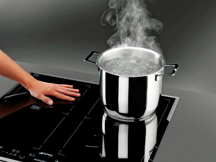 Lúc mới bắt đầu nấu nên để chế độ nhiệt độ thấp