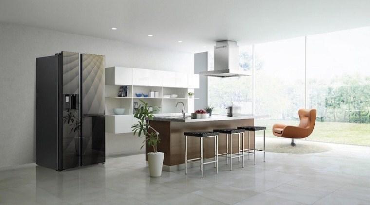 Tủ lạnh Side by Side với thiết kế đẳng cấp