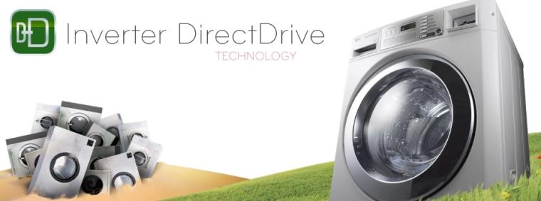Công nghệ Inverter thường đi kèm với động co dẫn động trực tiếp