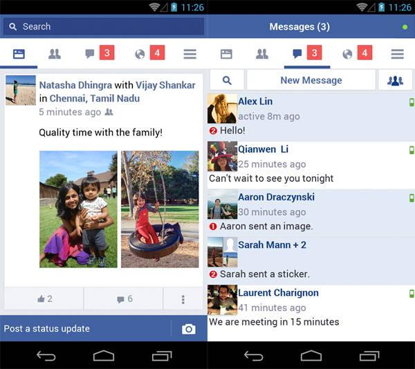 Facebook Lite: Ứng dụng lướt Facebook cực êm dành cho Việt Nam 5