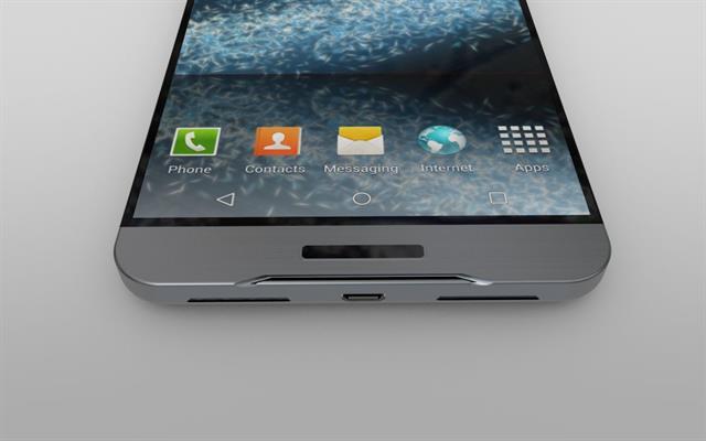 Galaxy S6 xuất hiện thêm một bản thiết kế mới tuyệt đẹp 5