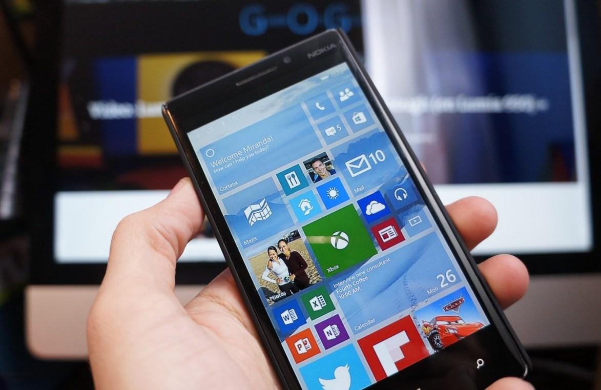 Nhìn lại chặng đường 5 năm của Windows Phone 10