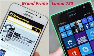 Smartphone 5 triệu: Chọn Android hay Windows Phone tốt hơn?