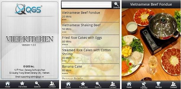 Android: 5 ứng dụng nấu ăn giúp bạn lên thực đơn cho 8/3 5