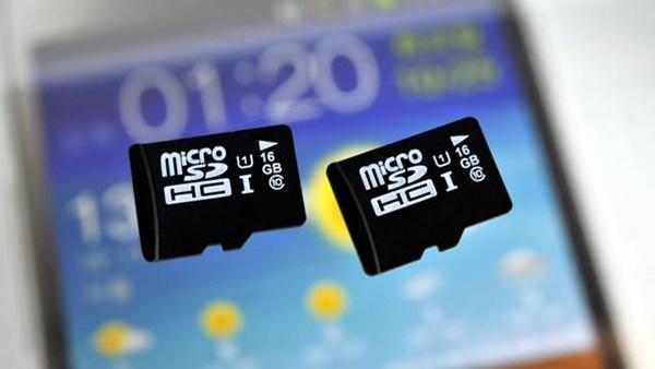 Thẻ nhớ microSD 200GB đầu tiên trên thế giới trình làng 6