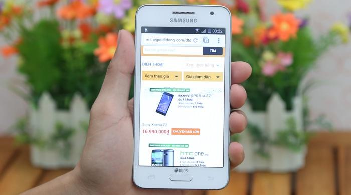 smartphone dưới 3 triệu