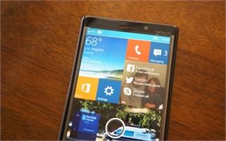 Đánh giá Windows 10 for phones