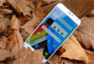 Smartphone 'da Meizu, thịt Nokia' Supreme rò rỉ ảnh thực tế trên tay người dùng