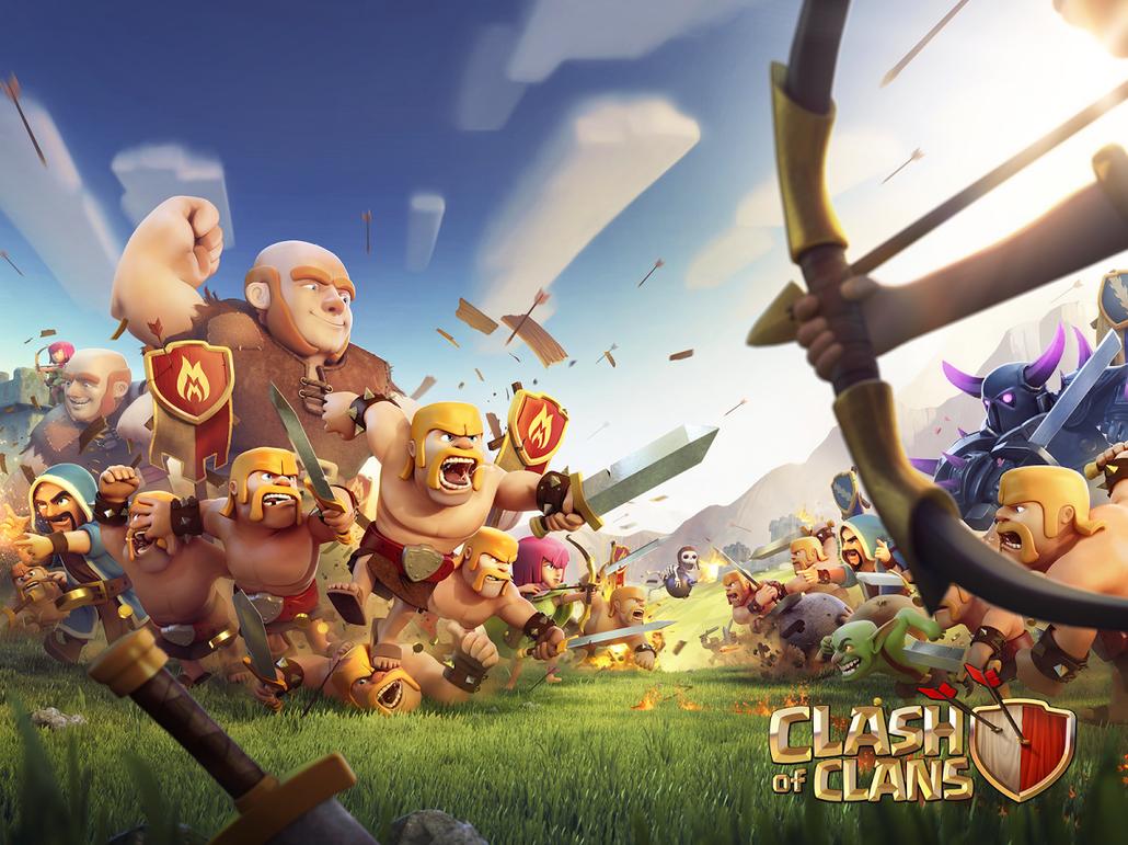 Tải Clash of Clans