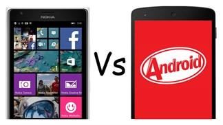 4 điểm mà smartphone Android giá rẻ thua xa Windows Phone