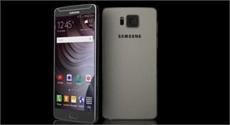 Galaxy Note 5 xuất hiện với thiết kế hoàn toàn mới mẻ, màn hình 4K cùng pin lên tới 4.100mAh