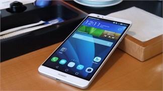 Nhiều thông tin về một chiếc phablet Huawei 'hạng nặng' vừa được phơi bày