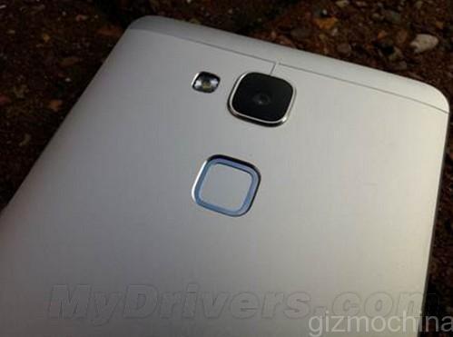 Huawei nha hang smartphone cuc re co ca nhan dang van tay vo kim loai