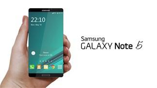 Nếu Galaxy Note 5 đẹp thế này bạn có muốn sở hữu ngay một chiếc?