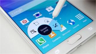 Những smartphone sở hữu cây bút 'thần thánh' vô cùng ấn tượng