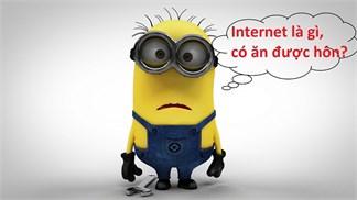 Bạn có biết, hơn 4 tỷ người trên thế giới vẫn chưa có cơ hội sử dụng internet?
