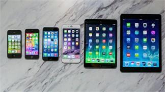 Apple hào phóng mang công nghệ cảm ứng độc lên cả iPhone 6s và 6s Plus?