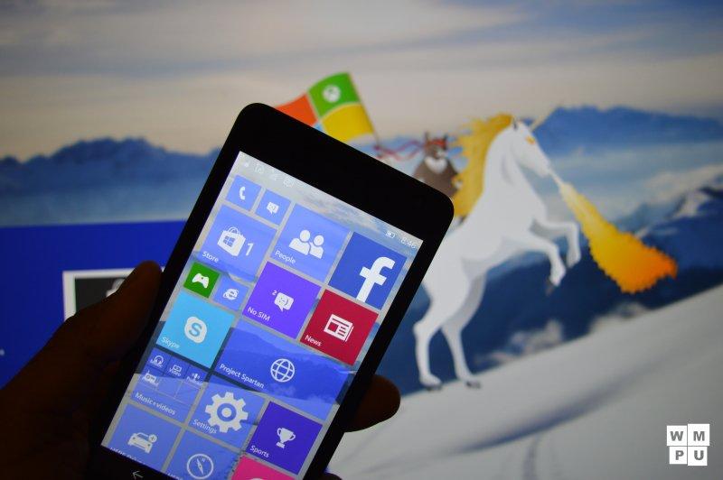 Xuất hiện nhiều ảnh nóng hổi Windows 10 Mobile