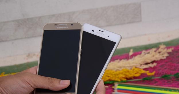 So sánh Samsung Galaxy S6 và Sony Xperia Z3 - 1