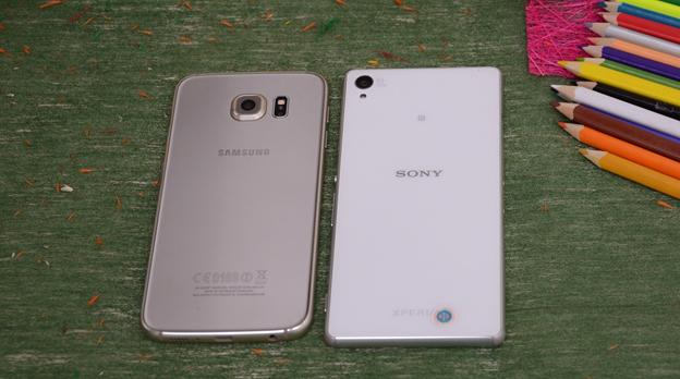 So sánh Samsung Galaxy S6 và Sony Xperia Z3 - 11