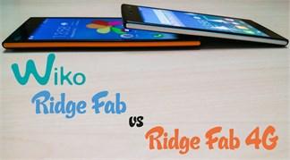Wiko Ridge Fab và Ridge Fab 4G: chênh có 200k, biết chọn 'dế' nào?