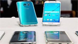 Ngắm trọn vẹn thiết kế bốn phía của Galaxy S6 Plus chỉ với một bức ảnh
