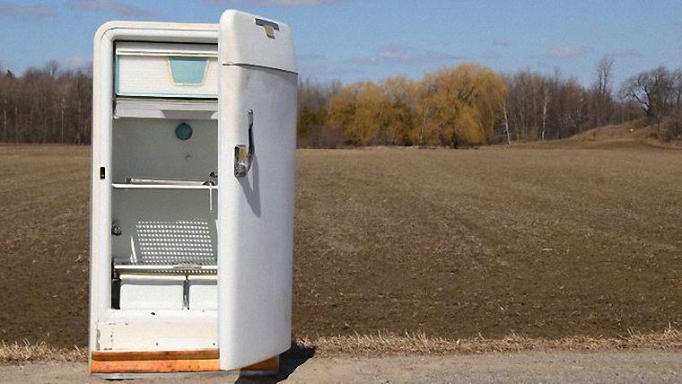 Gas R12 đã từng được sử dụng phổ biến trong các tủ lạnh đời cũ