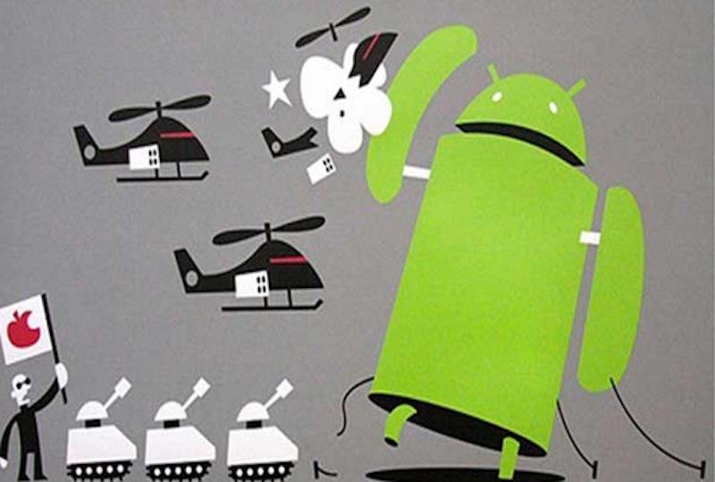 Luong nguoi dung Android dau quan iPhone dang cao chua tung thay