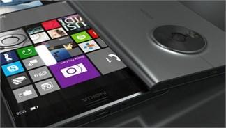 Rò rỉ ảnh thực tế chiếc Lumia cao cấp với cụm máy ảnh hầm hố, chip Snapdragon 810