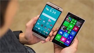 Những thông tin không thể bỏ qua về bộ ba 'dế' Lumia hàng đầu năm nay